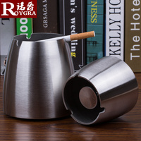 Stainless steel wind proof conical cigarette cigar ash tray (inner bracket)