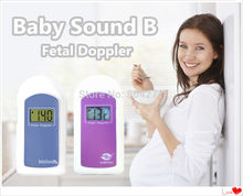 COTEC BABYSOUND B -LCD Display Prenatal Fetal Doppler, Baby Heart Beat Monitor+ Free Gel