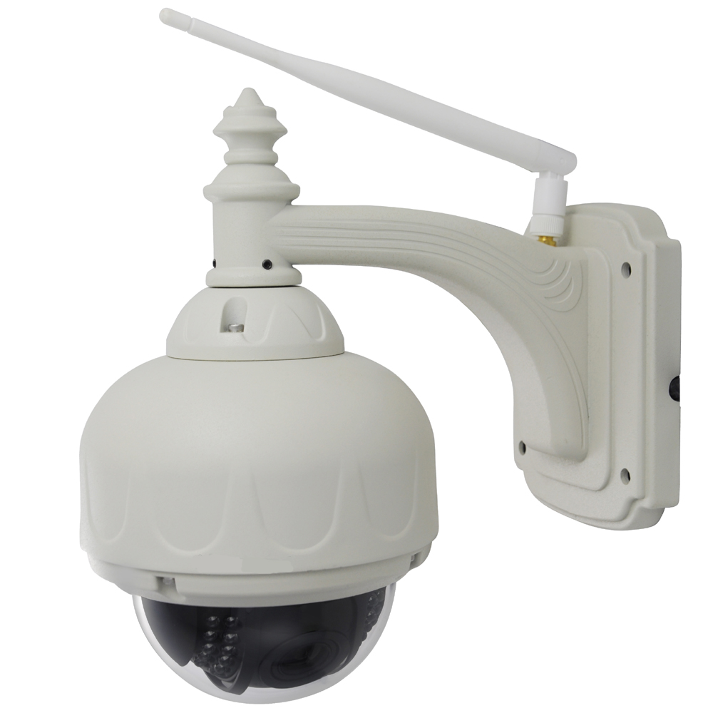 New Version of Mini Outdoor Waterproof Speed Dome IP Camera with 4X Optical Zoom & ONVIF 2.4 Protocol & Dual IR-Cut Filter fundamentals of physics extended 9th edition international student version with wileyplus set