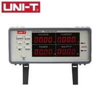 UNI T UTE1010A 1~300v Bench True RMS Voltage Current Digital Power Factor & Meter Analyzer Range 3000W