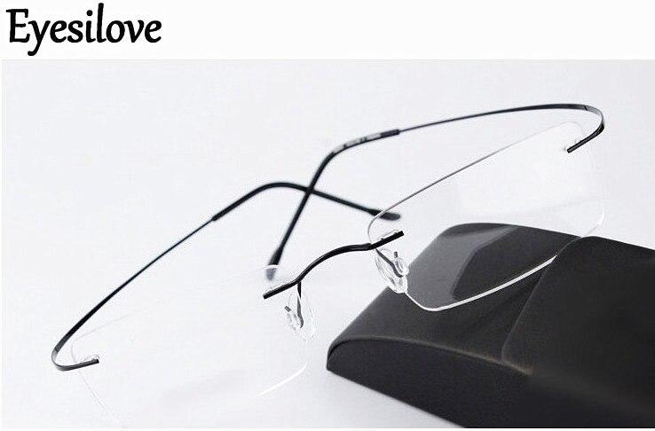 1e582da7d92 Silhouette style rimless Glasses frame with the original case and lens  cloth.