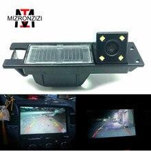 MIZRONZIZ CCD ночное видение Обратный HD камера заднего вида для OPEL Vectra C Astra H J/Corsa D/Meriva A/Zafira B для FIAT Grande