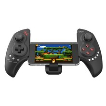 Cheaper ABS Telescopic Wireless Bluetooth Gamepad Gaming Controller Game Pad Joystick for Android Phones Windows PC Pad
