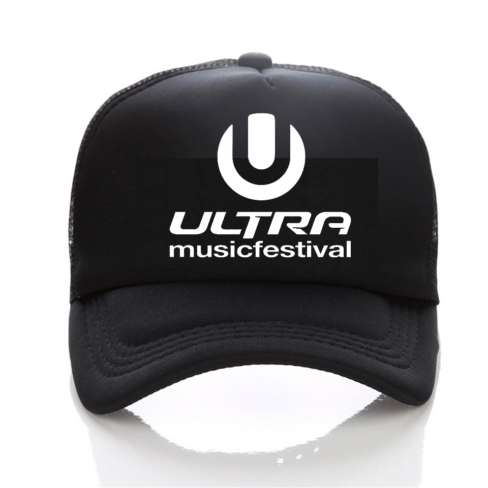 Custom Men women hat Mens baseball cap ULTRA MUSIC FESTIVAL cap