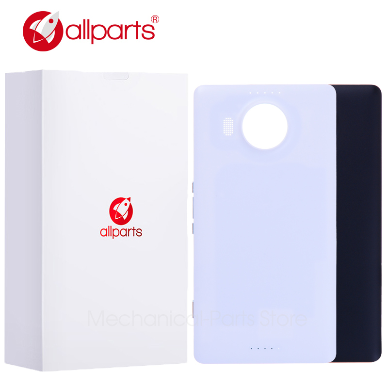 Warranty New Housing For Nokia Lumia 950XL Back Cover Case Battery Rear Door with Adhesive Replacement Parts