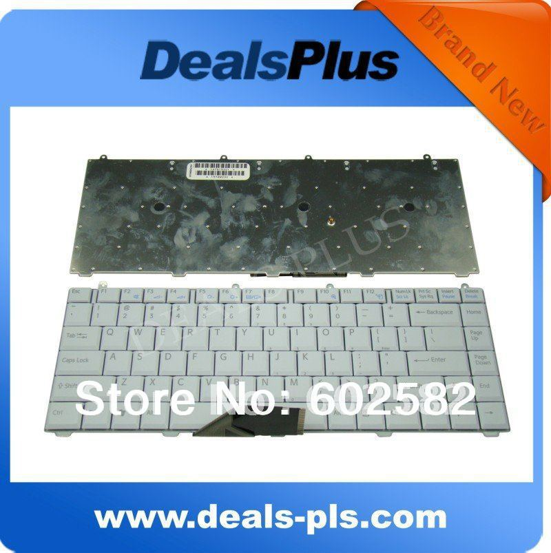 US Keyboard For SONY PCG-792L PCG-7A2L PCG-7D1L PCG-7M1M US layout