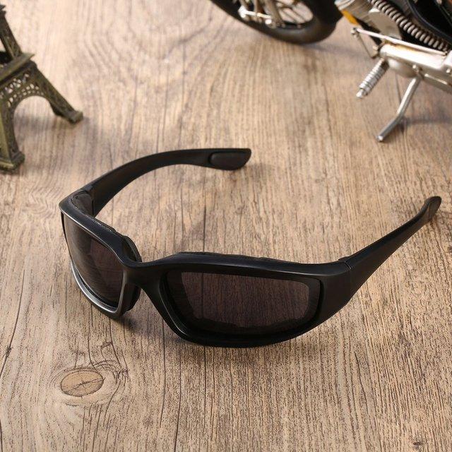 Nova motocicleta óculos de proteção à prova de vento dustproof óculos de olho ciclismo óculos de proteção esportes ao ar livre óculos quentes 4