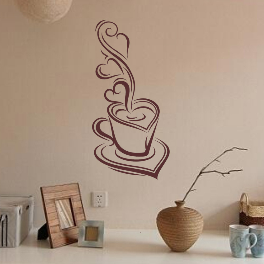 Happy Gifts Diy Home Decor Wall Stickers Removable White