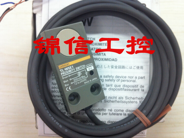 TL-W5E1 OMRON proximity switch turck proximity switch bi2 g12sk an6x