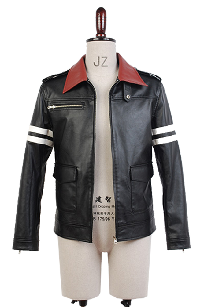 Prototype Alex Mercer Jacket Cosplay Costume Halloween Carnival Costume unisex jacket coat alex evenings new black jacket msrp $ 179