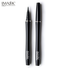 IMAGIC Eyeliner Professional  Waterproof Nature Long Lasting Liquid - Black High Pigment Makeup