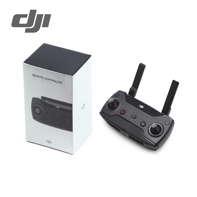 DJI Spark Remote Controller features a brand new Wi Fi signal transmission system compatible with Spark