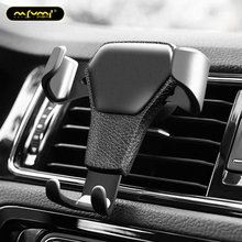 Car Phone Holder For Phone In Car Air Vent Mount Stand No. Magnetic Mobile Phone Holder Universal Gravity Smartphone Cell Phone car phone holder universal metal finger ring holder for phone in car no magnetic mobile phone stand holder smartphone stand