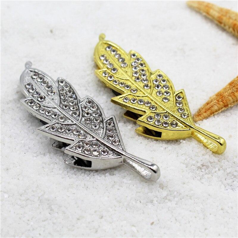 Beautiful crystal gold Leaves model USB Flash Drive 4GB 8GB 16GB 32GB pen drive special gift|USB Flash Drives| |  - title=