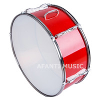 22 Inch Red Afanti Music Bass Drum BAS 1026