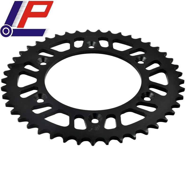 520 chain <font><b>38T</b></font> 39T 40T 42T 45T 47T 48T 49T 50T 51T 52T 53T 60T TEETH Motorcycle <font><b>Sprocket</b></font> for HONDA CR125 CR250 CRM250 XR400 XR650 image