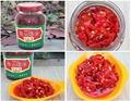Fragante, picante, salsa de chile dulce-Los Estadounidenses tienen miedo de comer-shamisen Duojiao-Mano modulación de chile salsa de chile 4 botella