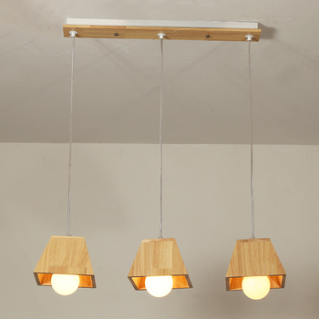 LED restaurante moderno madera JAXLONG colgantes luces 0wP8OXNnk