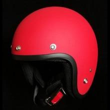 VCOROS бренд ретро Мото шлем Винтаж мото rcycle шлем для чоппера велосипеды для vespa мото rbike шлемы cascos para moto