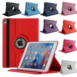 Новый для iPad mini 1 mini 2 мини 3 чехол 360 Вращение Флип Стенд A1432 A1454 защитный 7,9 ''Casefor iPad mini 1 2 3 Smart Cover