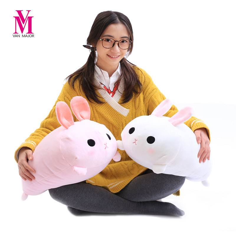 New Light Dolls Bunny Plush Doll Rabbit Toys for Kids Baby Gifts for Girl 50*30cm 2016 hot selling 22cm the first sofia princess dolls toys sophia clover cartoo toys rabbit plush doll
