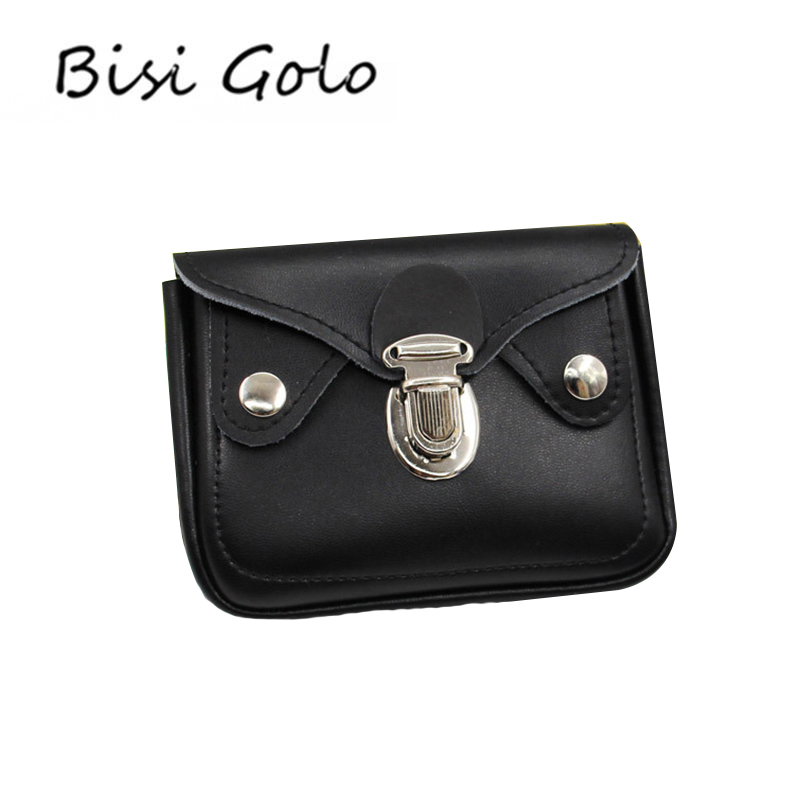 BISI GORO Fashion Waist Bag Cow Leather Hasp Men Waist Bag Small Outdoor Travel Pouch Waist Wear Belt Pocket Fanny Waist Packs