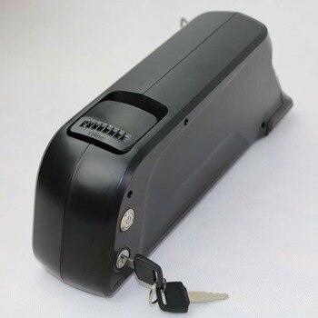 Envío gratis y impuesto de aduanas 48v 750w batería de litio Samsung 48v 12 Ah pila electrónica bicicleta con tablero BMS y cargador
