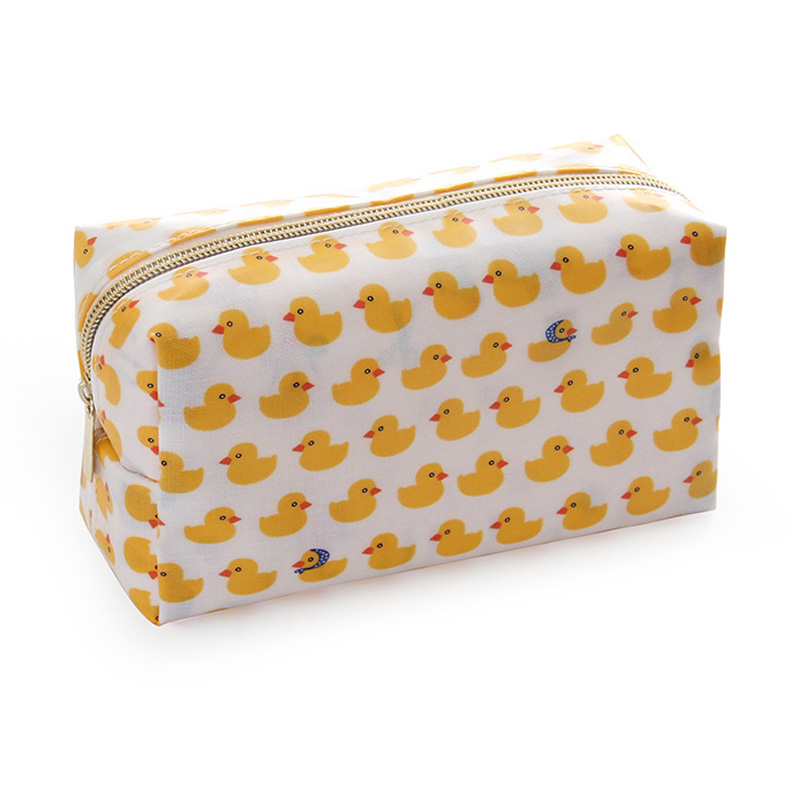 New Style Women Portable Cute Multifunction Beauty Travel Cosmetic Bag Organizer Case Makeup Make up Wash Pouch Toiletry Bag