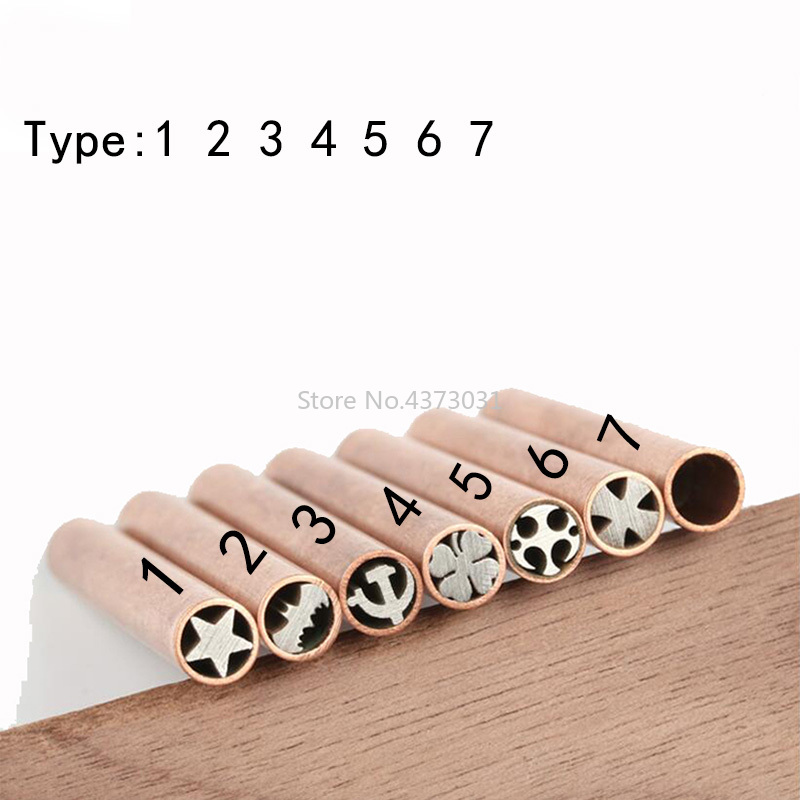 10set Flat Head Brass Solid Stud Screw Nail Rivets Leather Craft Wallet Belt GX