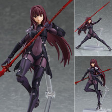 15CM Anime Fate/Grand Order Movable Ver Model figma 381 Lancer Scathach action figue