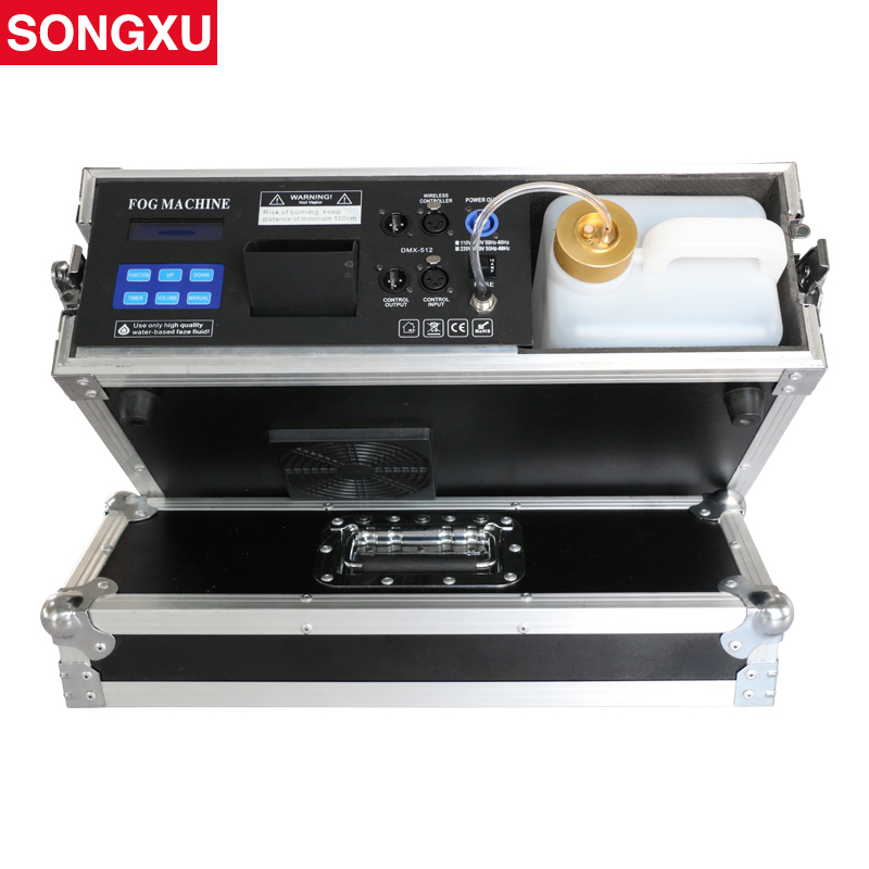 900W Mist Haze Machine Hazer Machine with Fog Liquid Water Based Haze Machine Stage Effect Machine