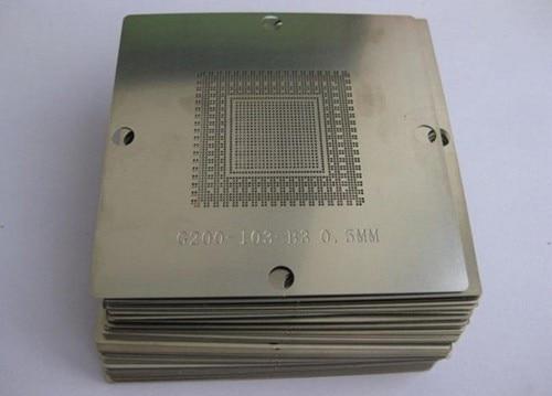 Hot-selling BGA 241 pcs/lot 80x80cm BGA reballing stencils templates Notebook and desktop 1pcs lot lpc3220fet296 01 lpc3220fet296 bga