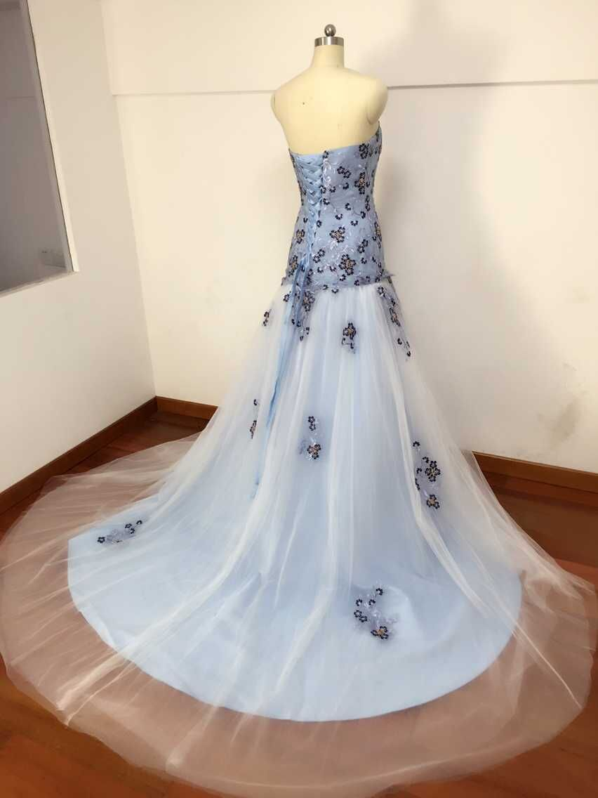 Luxury 2018 Candy Color Mermaid Mother of the Bride Dres Tulle ...