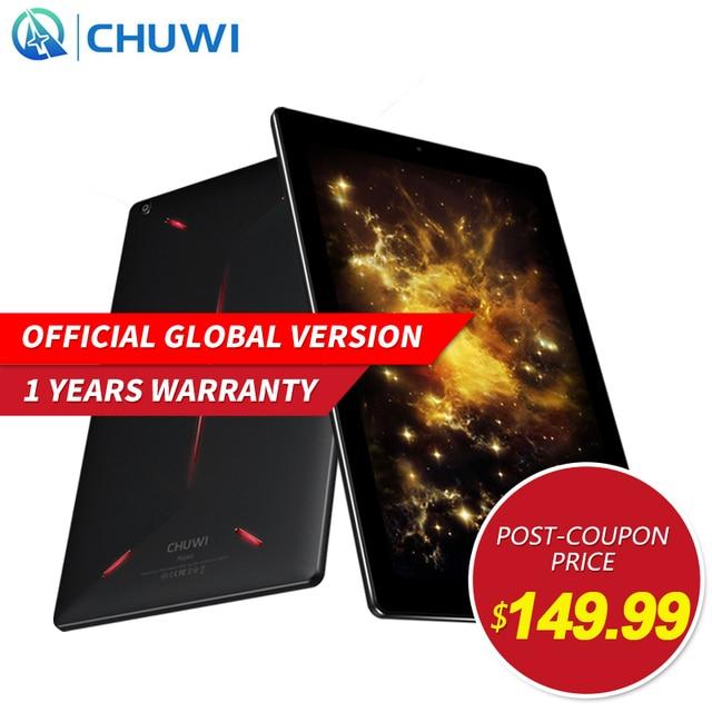 CHUWI HiPad 10,1 дюйма ips OGS MT6797 X27 Дека Core планшетный ПК Android 8,0 3 GB Оперативная память 32 ГБ Встроенная память двойной WI-FI двойной камеры gps 1920x1200