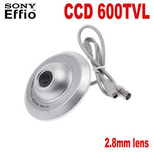 Sony CCD 600tvl Ceiling UFO Camera 2.8mm Lens Flying Saucer Security CCTV Camera for Elevator camera security inspection camera