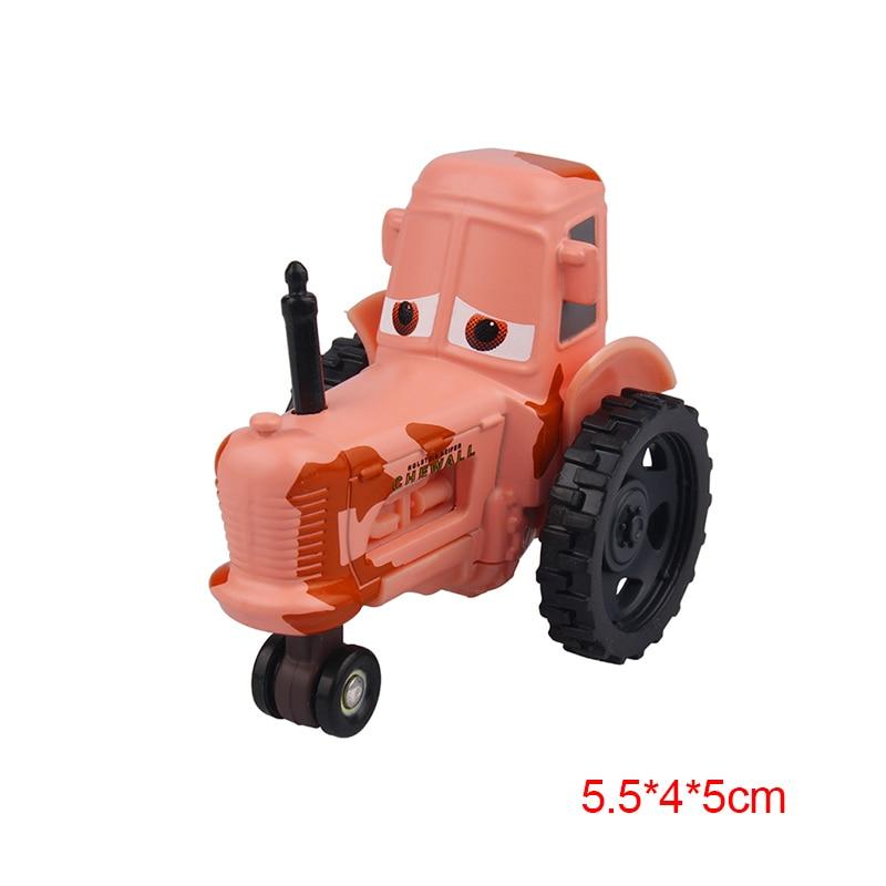 Дисней Pixar Тачки 2 3 Молния Маккуин матер Джексон шторм Рамирез 1:55 литье под давлением автомобиль металлический сплав мальчик малыш игрушки Рождественский подарок - Цвет: Xiaoniu