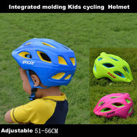 PMT High Quality Kids Bicycle Helmet PC EPS Ultralight Children Cycling Helmet 17 Air Vents Safety