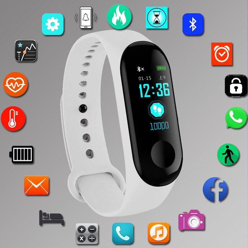 Sport Bracelet Smart Women Watches Digital Electronic 2019 Ladies Wrist Watch For Women Clock Female Wristwatch
