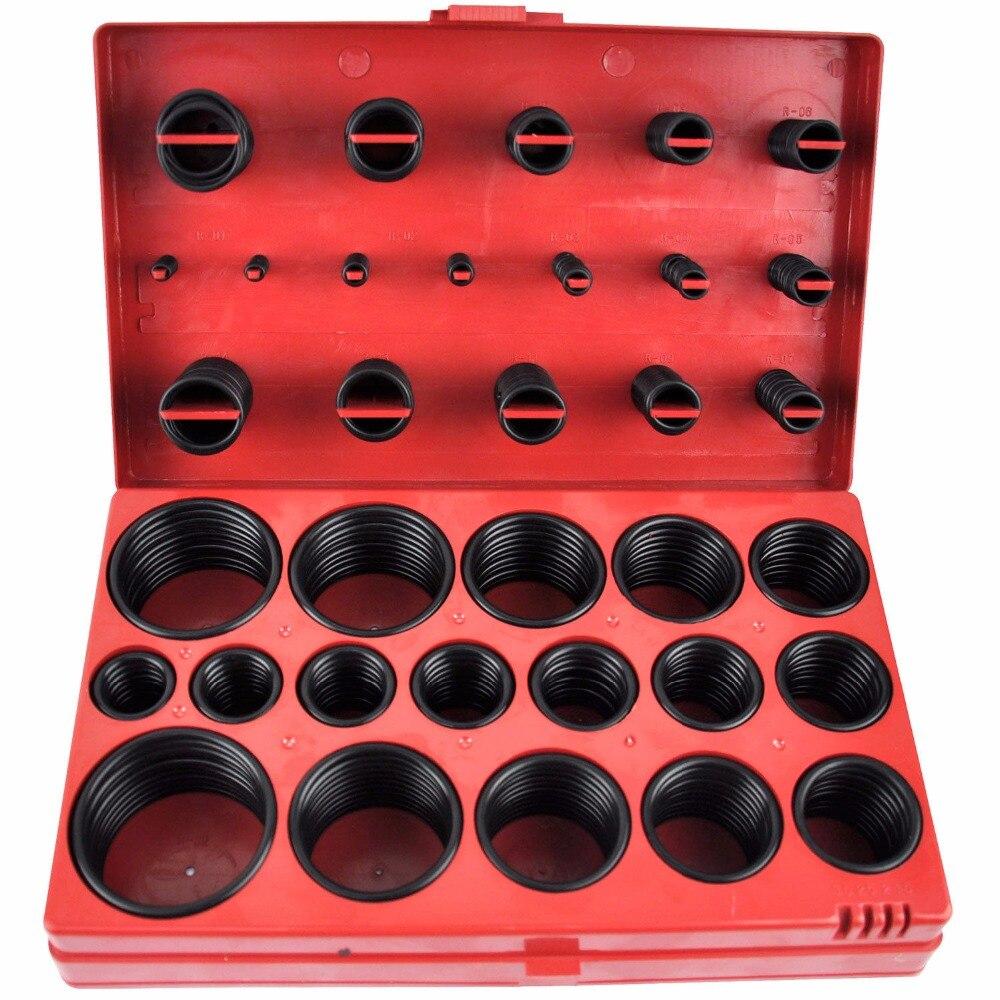 382 Rubber O Ring Oring Seal Plumbing Garage Set Kit 30 Sizes With ...