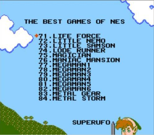 THE 143 In 1 BEST VIDEO GAMES OF ALL TIME! Classic Gold NES Cartridge 4