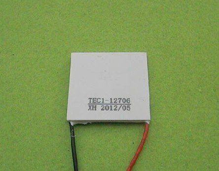 5pcs/lot TEC1 -12706 12v 6A TEC Thermoelectric Cooler Peltier 40x 40