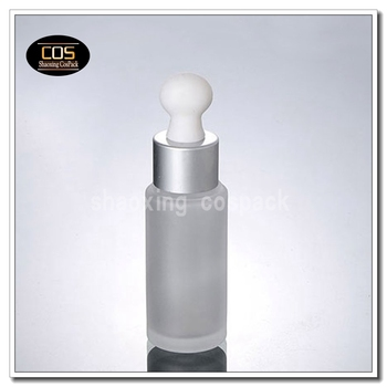 DB26-25ml glass dropping bottle for e-juice liquid, 25ml frost glass bottles with droppers, wholesale glass dropper bottles 25ml