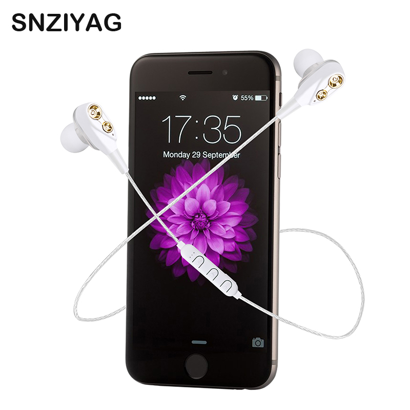 Newest S10 Wireless Headphone Bluetooth Headset Earphone In-ear Fone de ouvido Sports Music V4.2 Auriculares Bluetooth Casque