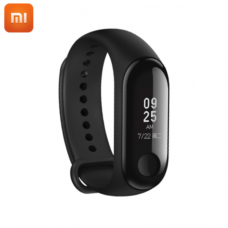 Xiaomi Mi Band 3 Smart Bracelet Miband3 OLED Touch Screen 0.78