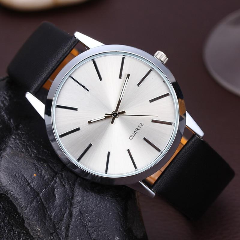 2019 zegarek kwarcowy na co dzień zegarki męskie Top Luxury Brand Famous Wrist Watch męski zegar dla mężczyzn Saat Hodinky Relogio Masculino 1