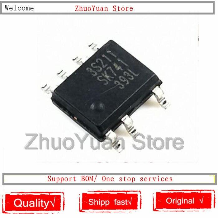 10PCS lot 3S211 SSC3S211 SOP-7 New original IC Chip