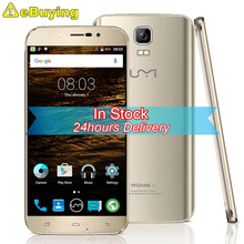 """in Stock UMI ROME X Smartphone Android 5.1 MTK6580 Quad Core Cellphone 5.5"""" HD Screen 1G RAM 8G ROM unlocked 3G Mobile Phone"""