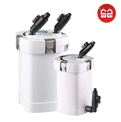 Aquarium Filter Ultra Quiet External Aquarium Filter Bucket HW502 HW 503 Aquarium Pre filter External Canister