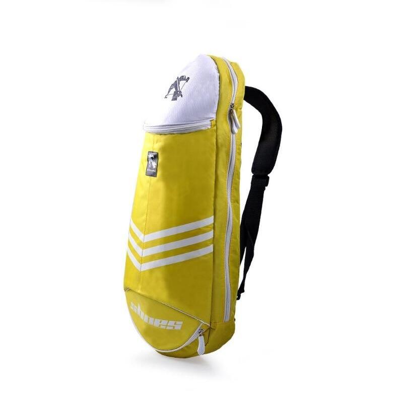 Men Women Badminton Racket Bags Backpacks Shoulder Bags Small Light Weight All 3 Volumes 6 Bags Women Racquet Sport Bags
