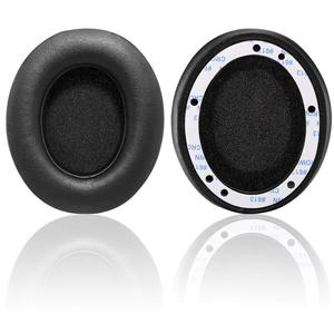 Image 1 - Wantek Replacement Ear pads for Beats   Protein Leather Memory Foam Ear Cushion Pads Earpads Ear Cups for Wireless B0500 / B0501